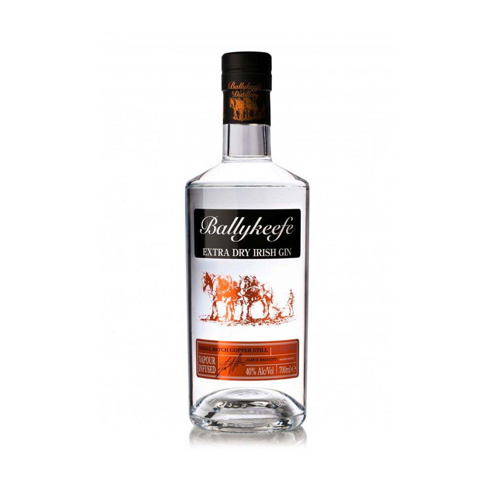 Ballykeefe Extra Dry Irish Gin 700ml