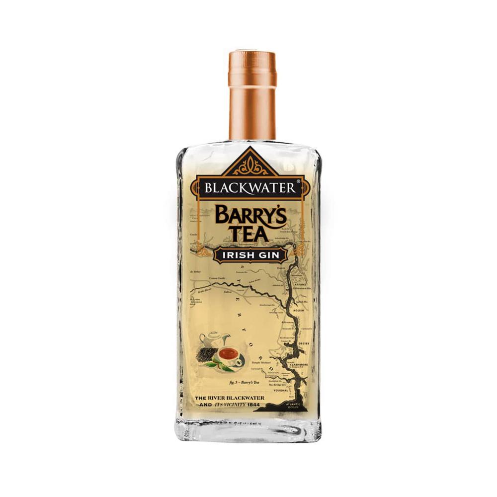 Blackwater Barrys Tea Gin 500ml