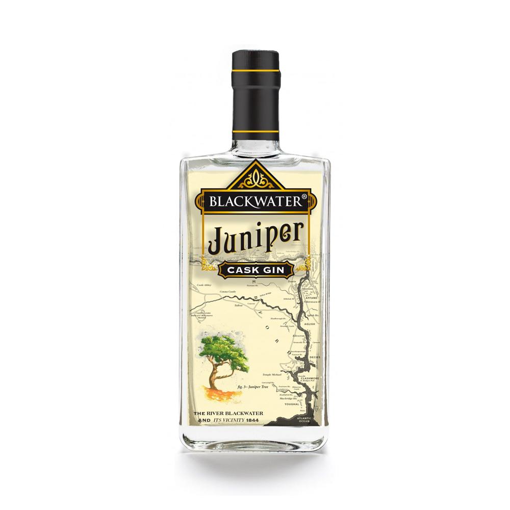 Blackwater Juniper Cask Gin 500ml