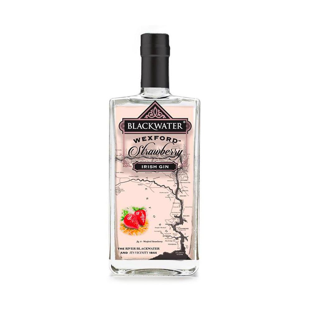 Blackwater Wexford Strawberry Gin 500ml
