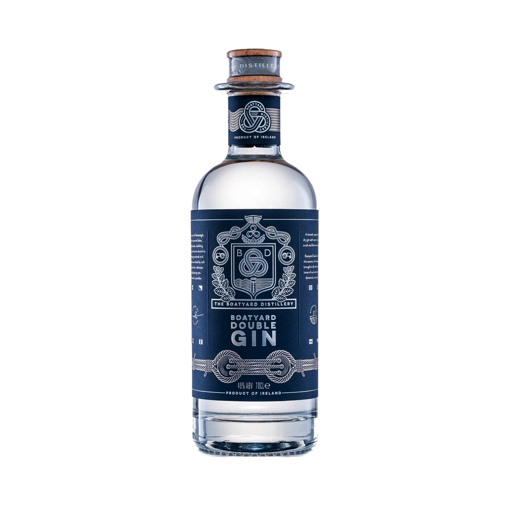 Boatyard Double Gin 700ml
