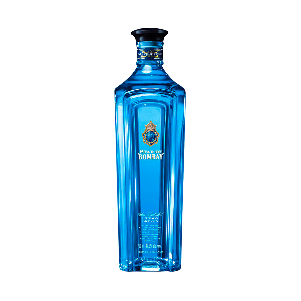 Bombay 'Star of Bombay' Gin 700ml