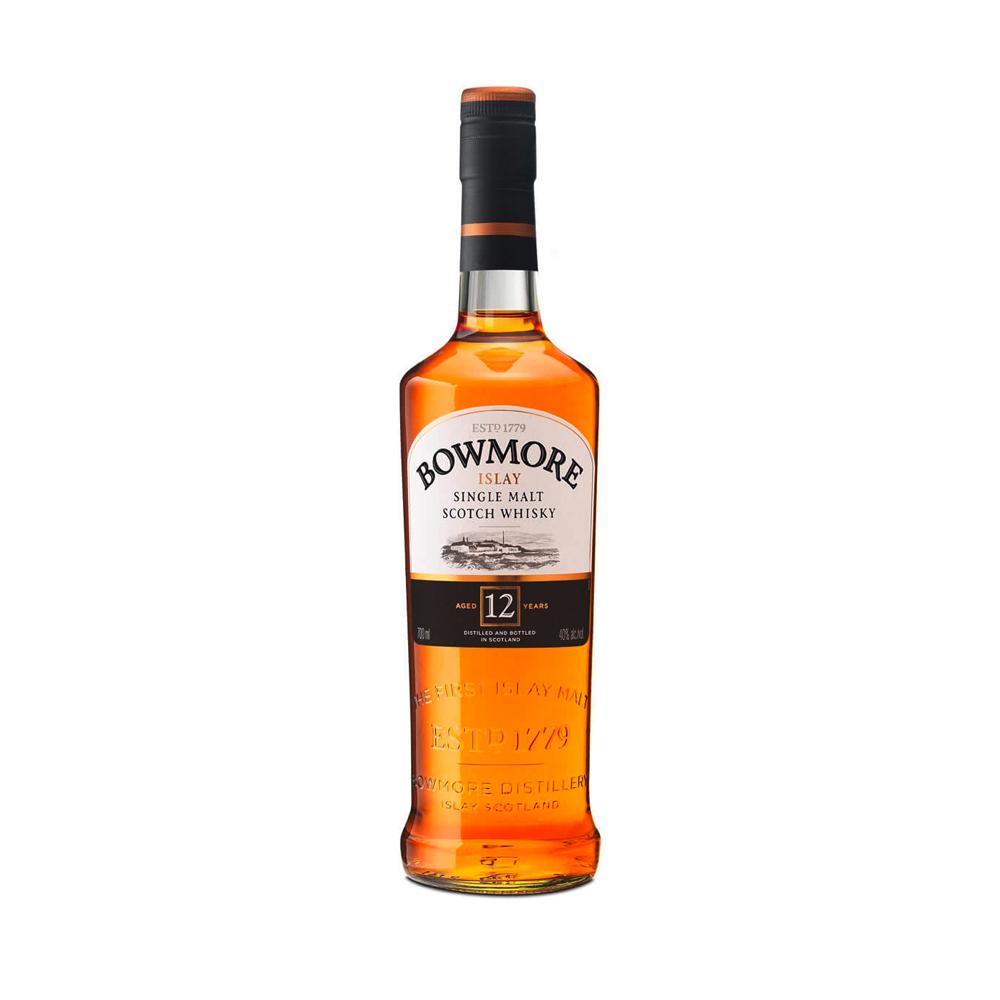 Bowmore 12 Year Old Single Malt Scotch Whisky 700ml
