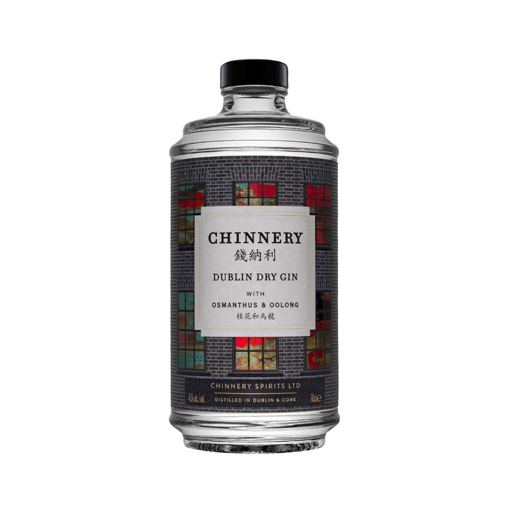 Chinnery Dublin Dry Gin 700ml