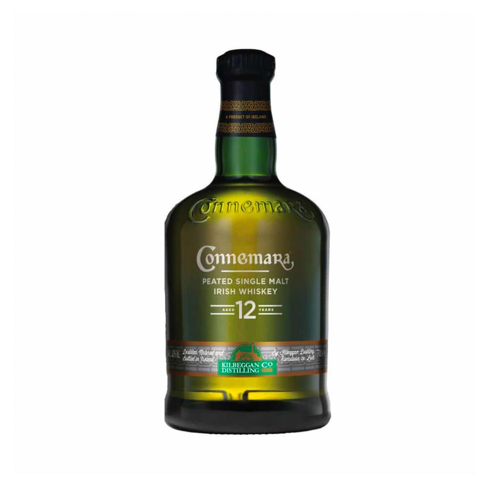 Connemara 12 Year Old Single Malt Irish Whiskey 700ml