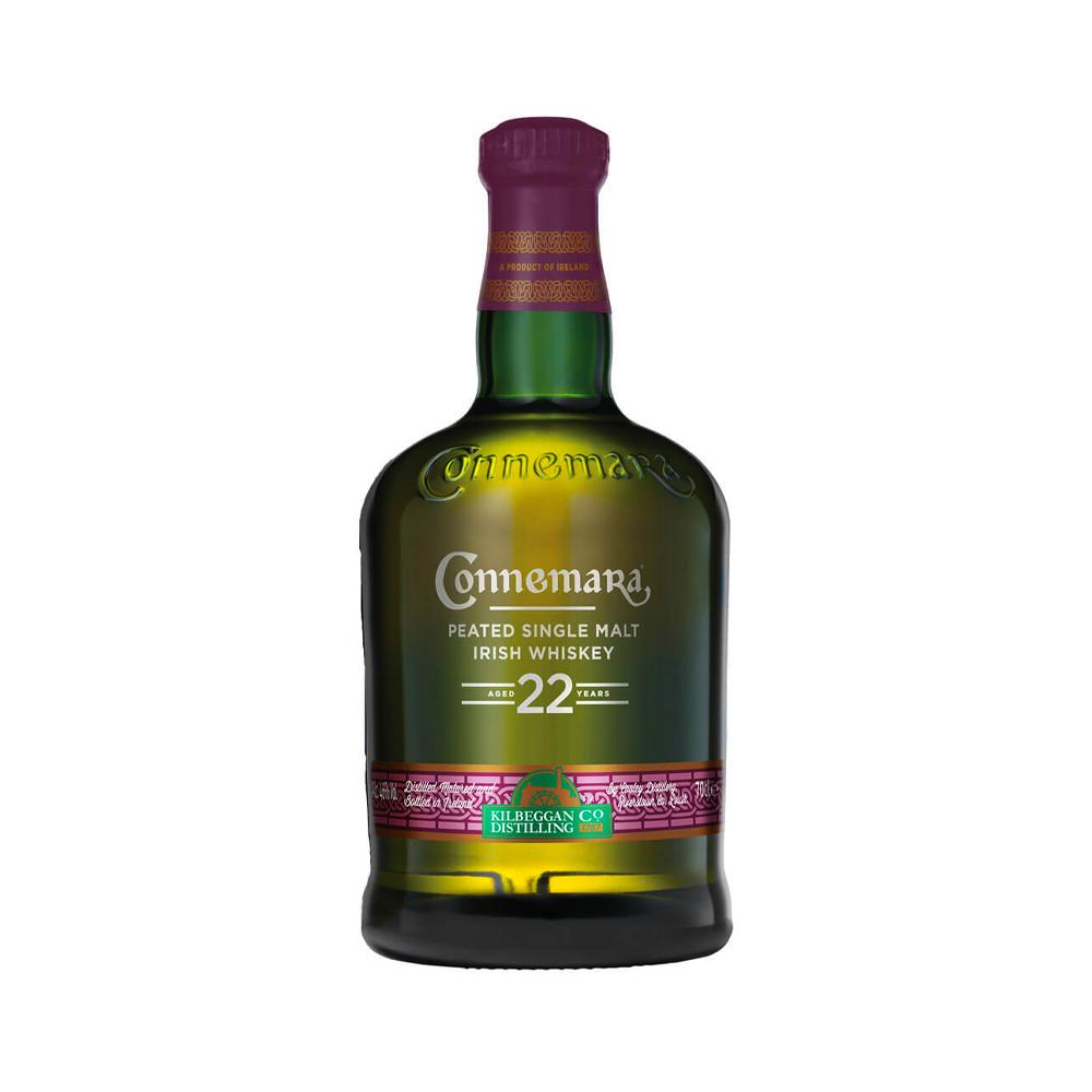 Connemara Peated Single Malt Whiskey 22 Year Old 700ml