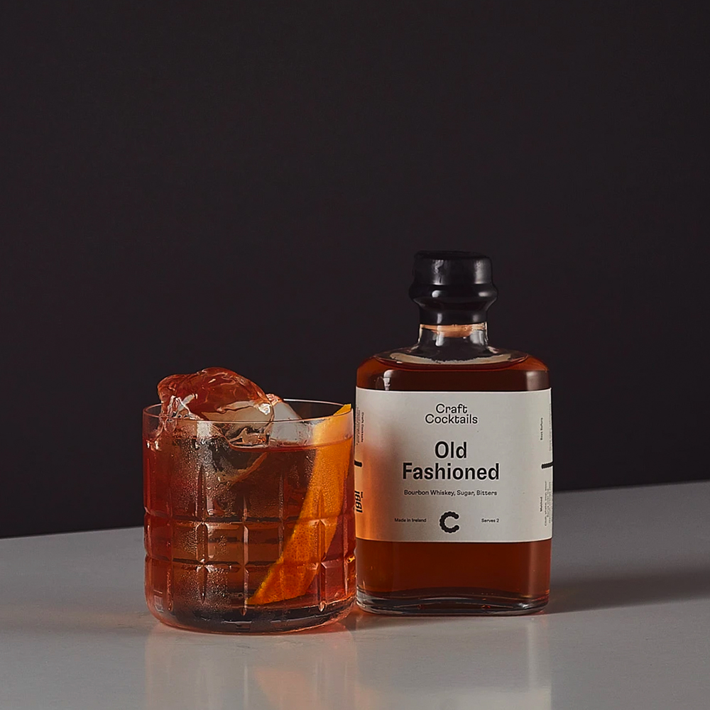 Craft Cocktails Old Fashioned 200ml
