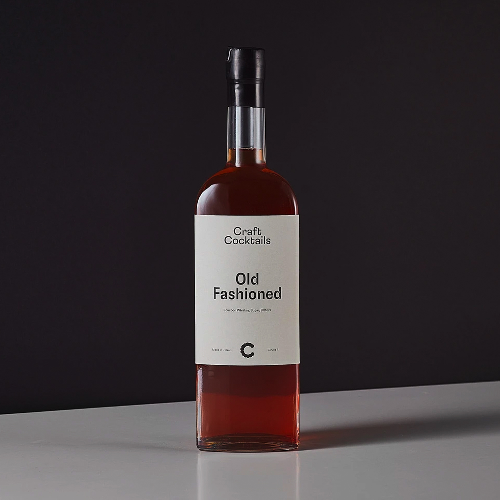 Craft Cocktails Old Fashioned 700ml