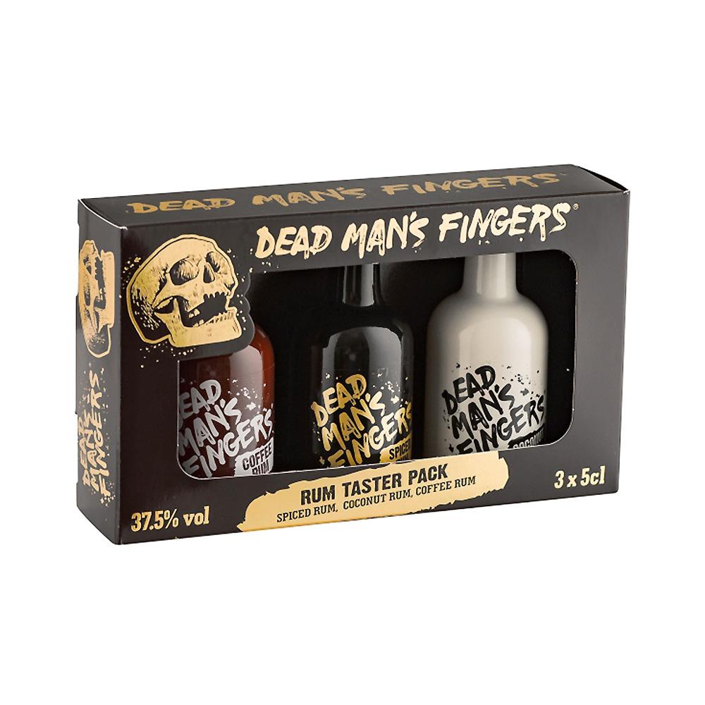 Dead Man's Fingers Rum Taster Pack