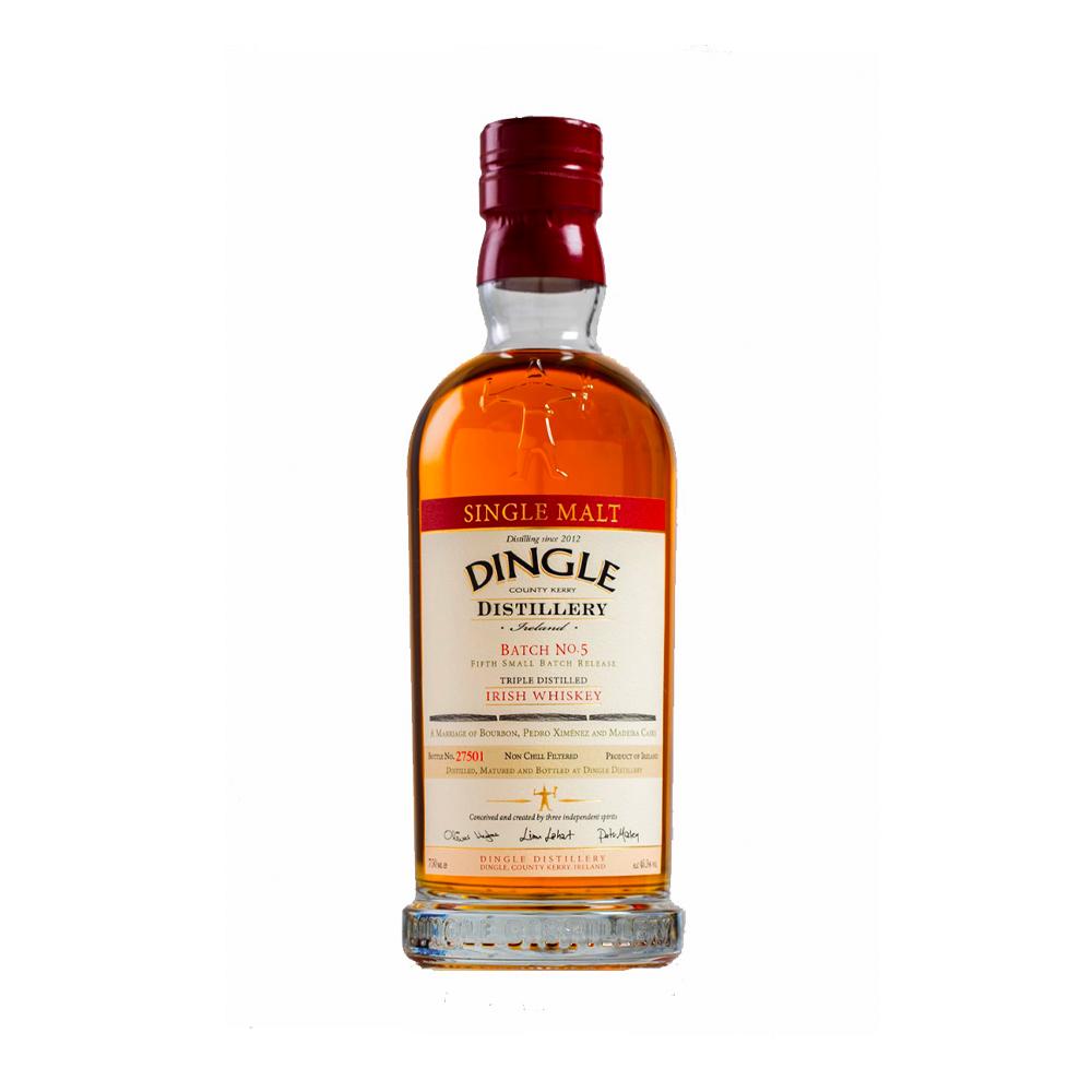 Dingle Single Malt (Batch 5) 700ml