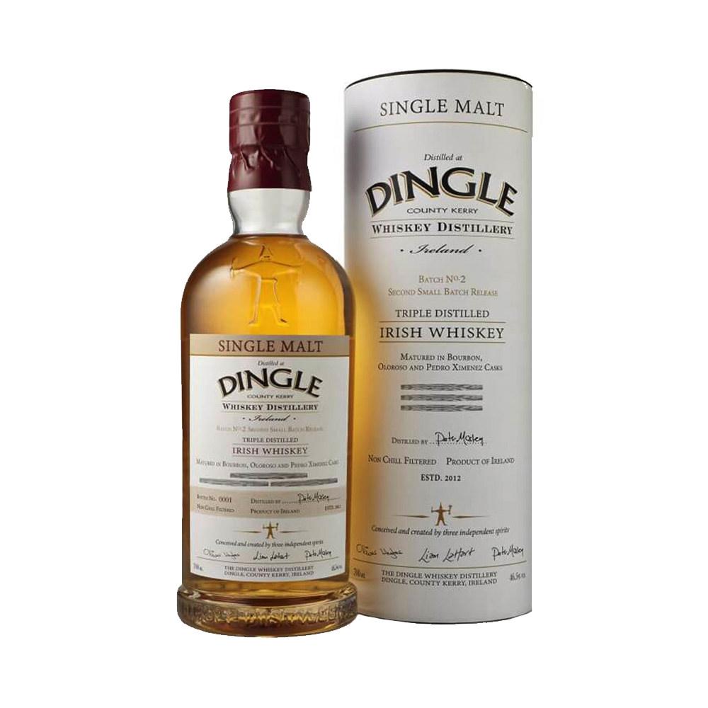 Dingle Single Malt (Batch 2) 700ml