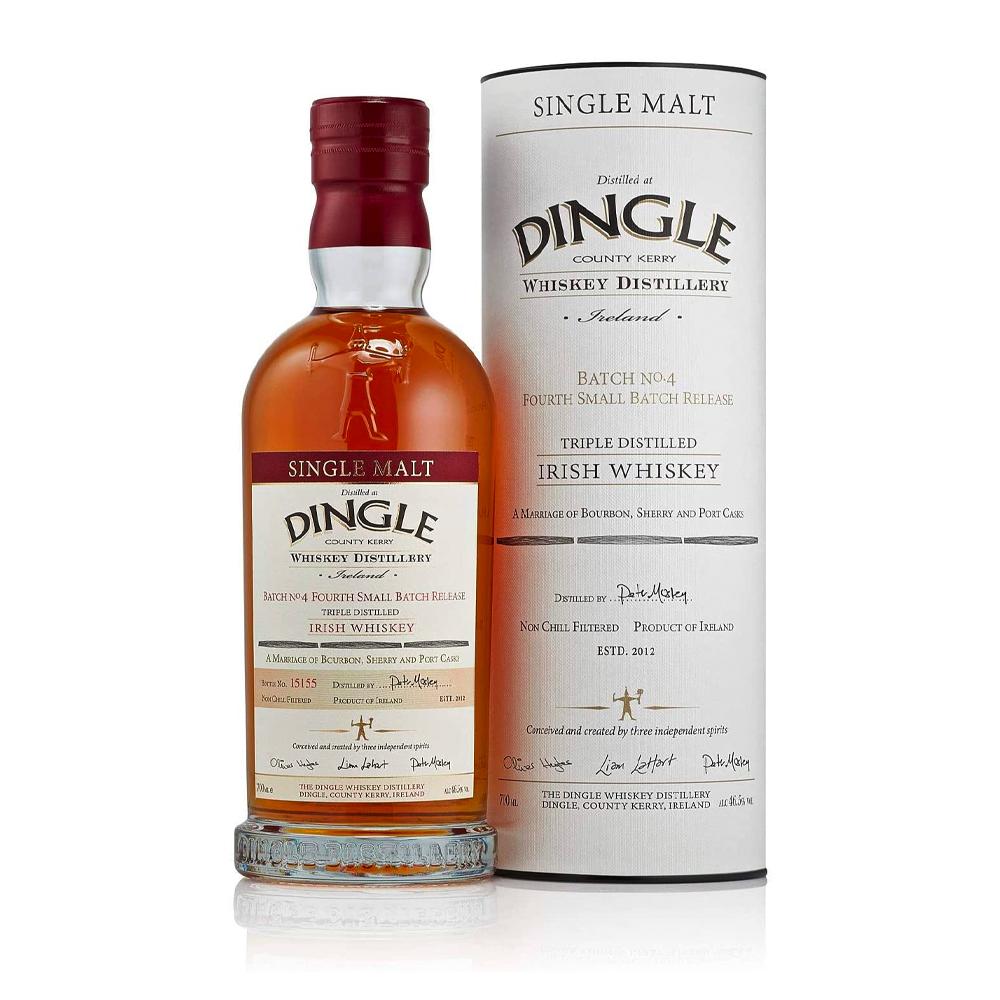 Dingle Single Malt (Batch 4) 700ml