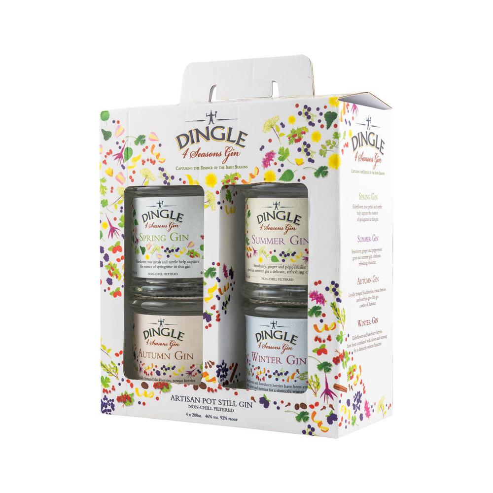 Dingle Four Seasons Gin Gift Set