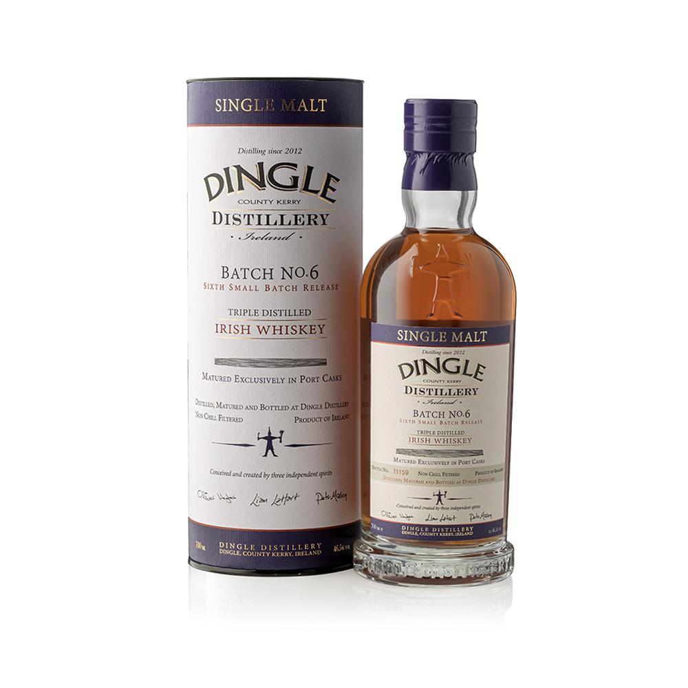 Dingle Single Malt (Batch 6) 700ml
