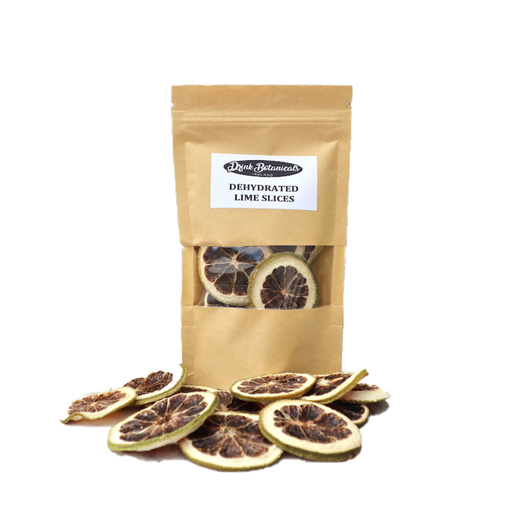 Drink Botanicals Dehydrated Lime Slices 40g