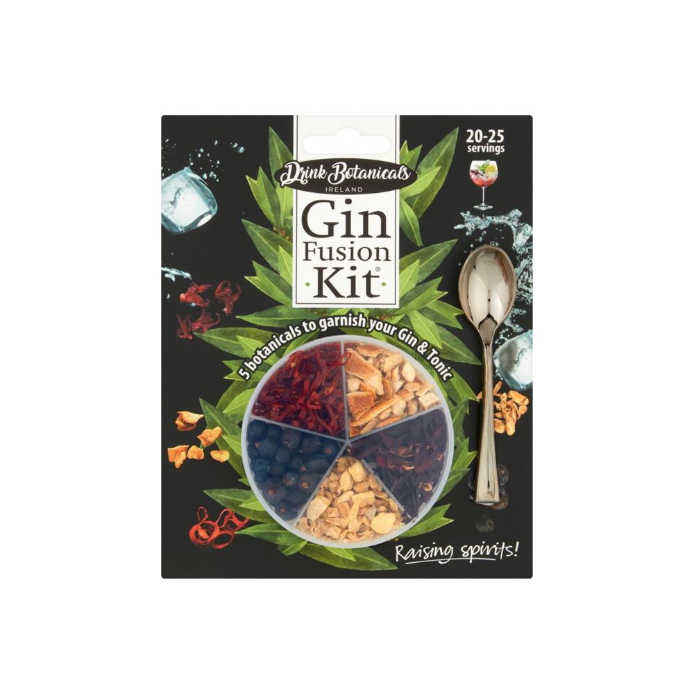 Drink Botanicals Gin Fusion Kit