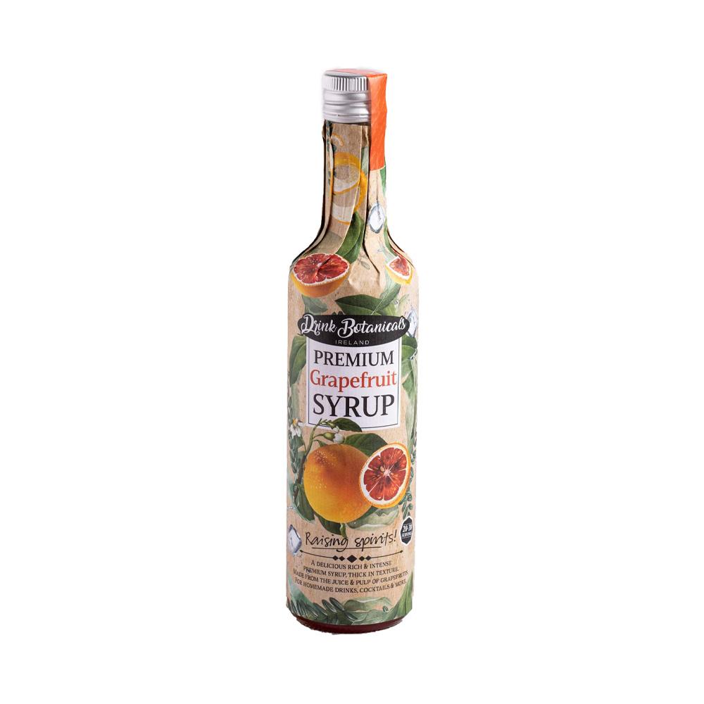 Drink Botanicals Premium Grapefruit Syrup 500ml