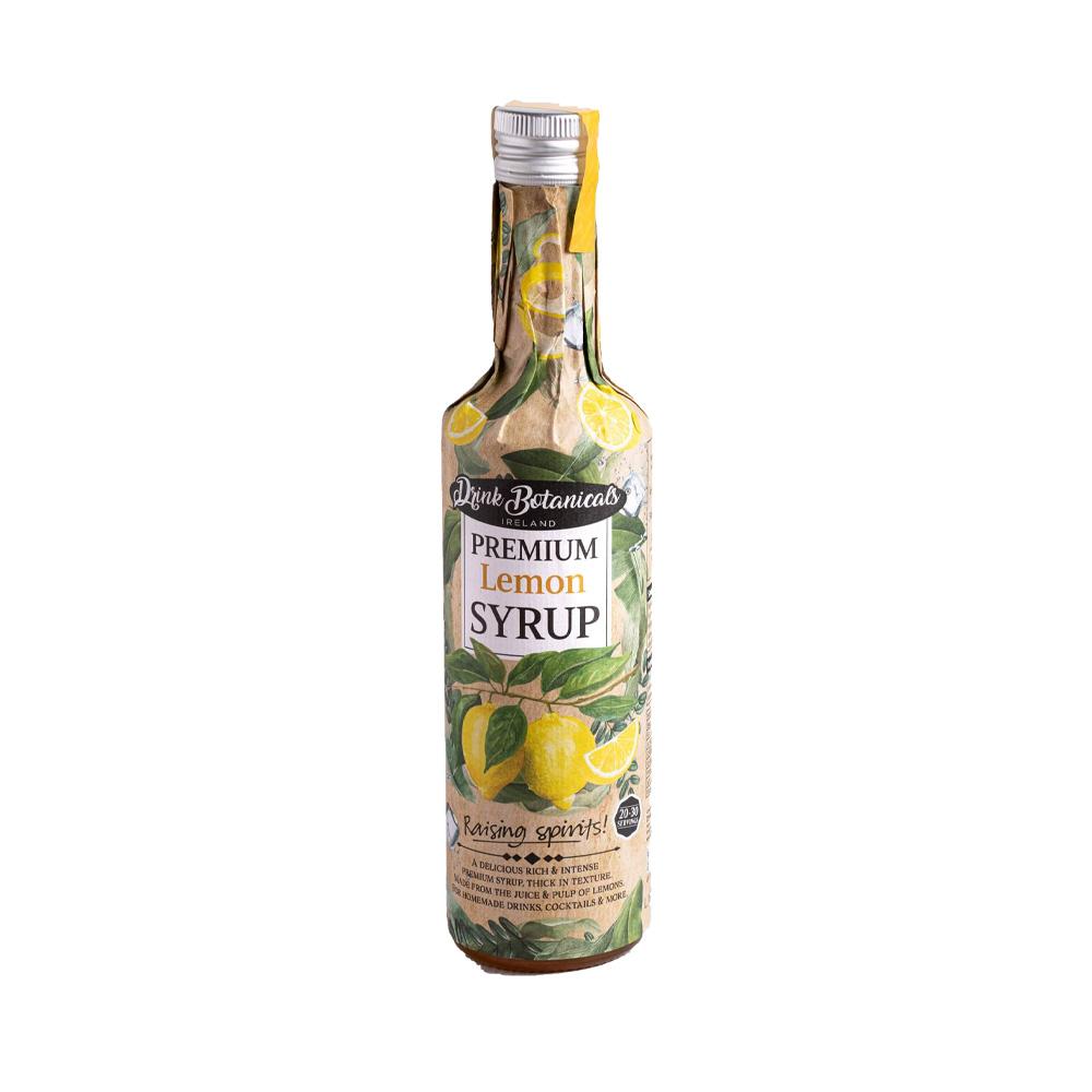 Drink Botanicals Premium Lemon Syrup 500ml