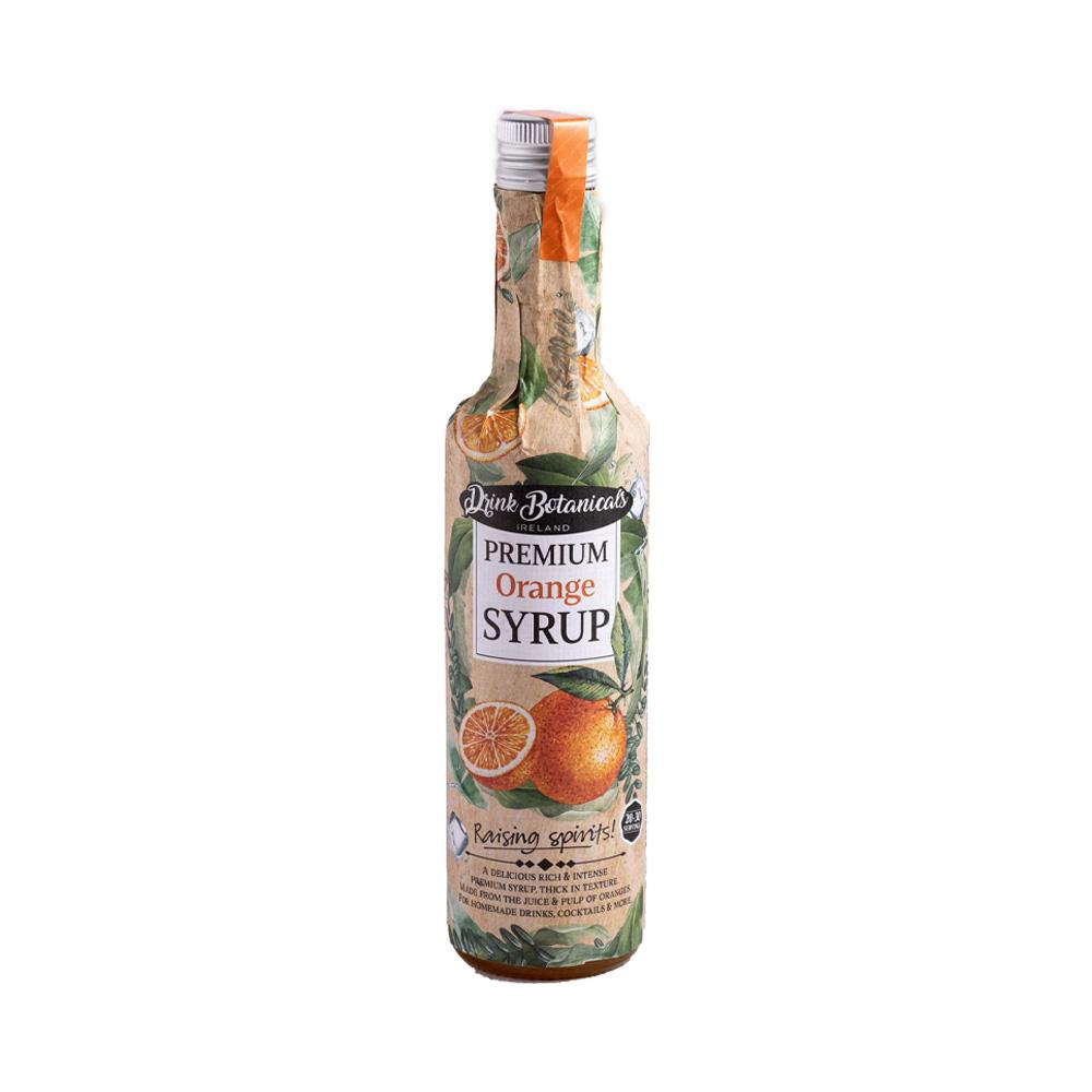 Drink Botanicals Premium Orange Syrup 500ml