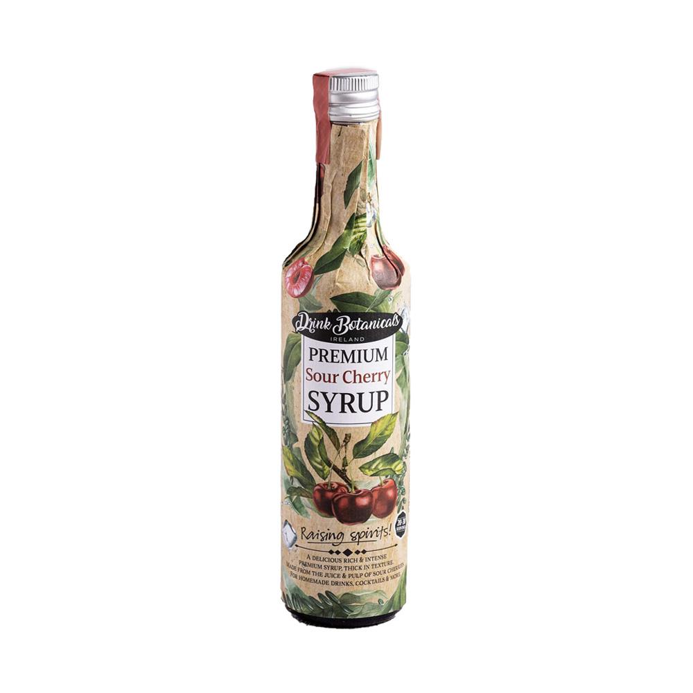 Drink Botanicals Premium Sour Cherry Syrup 500ml