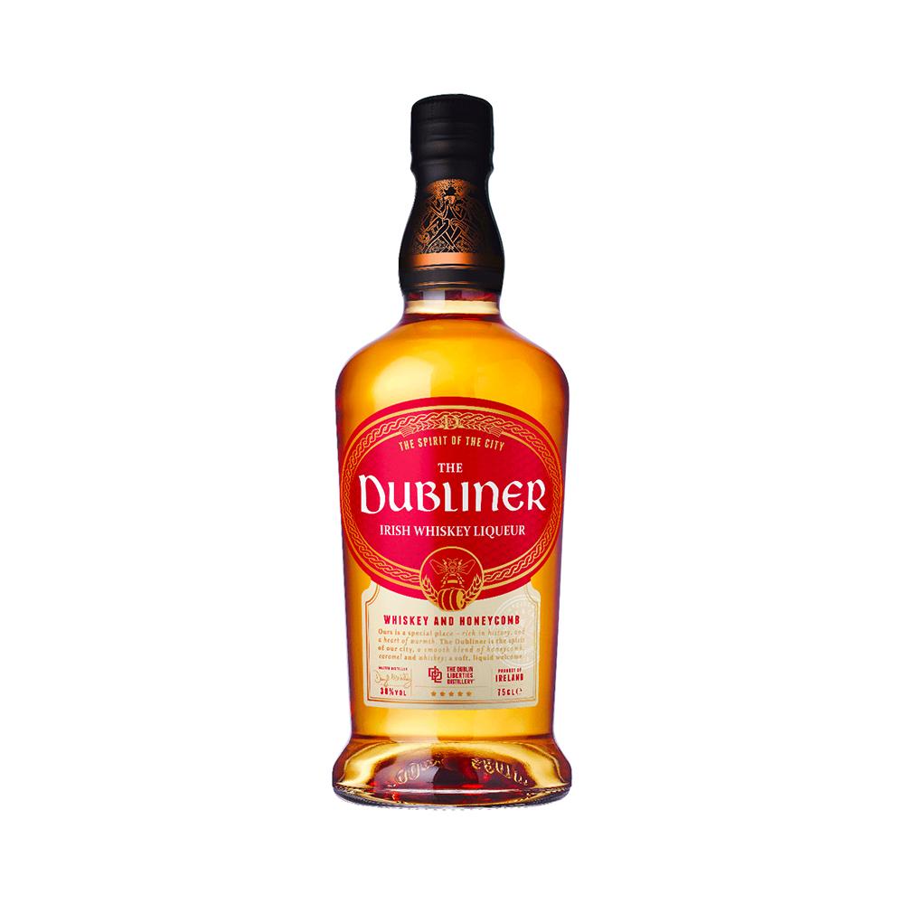 Dubliner Irish Whiskey & Honeycomb Liqueur 700ml