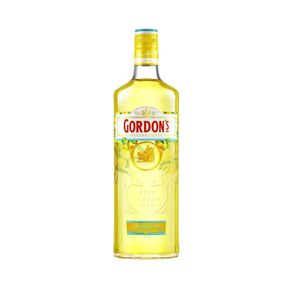 Gordon's Sicilian Lemon700ml