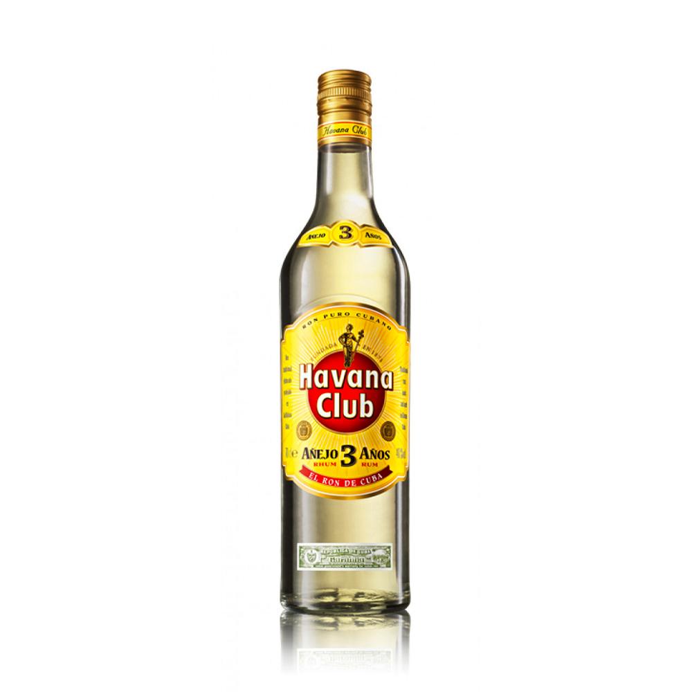 Havana Club 3 Year Old Rum 700ml