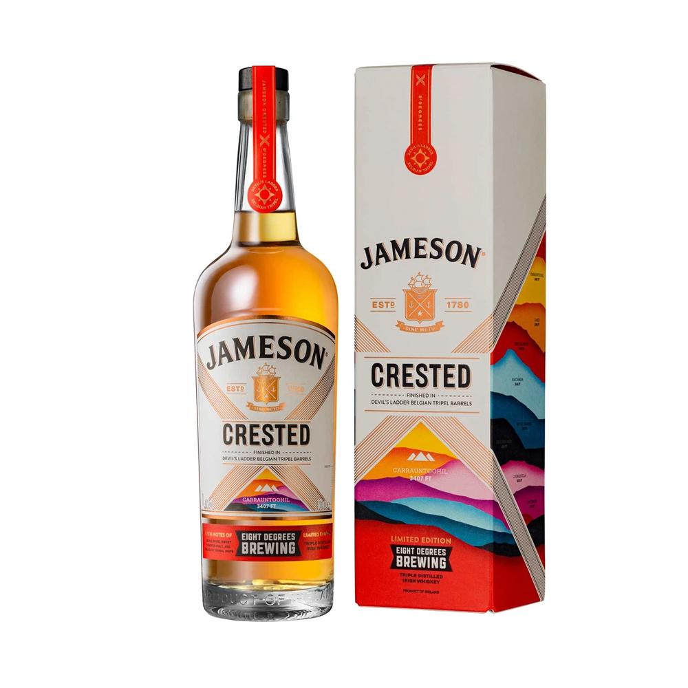 Jameson Crested x Devil's Ladder 700ml