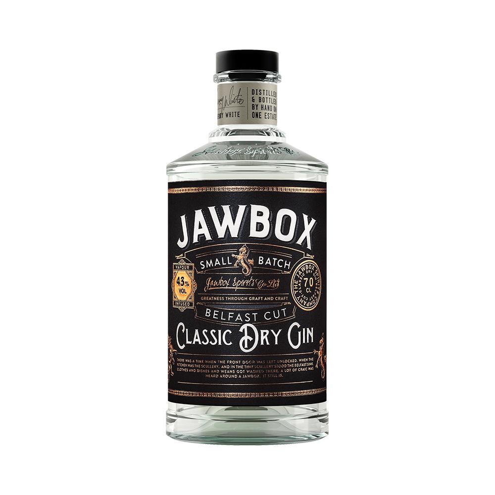Jawbox Gin 700ml
