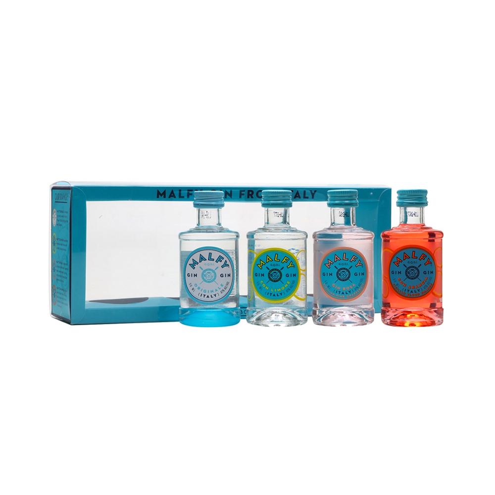 Malfy Gin Miniature Gift Set