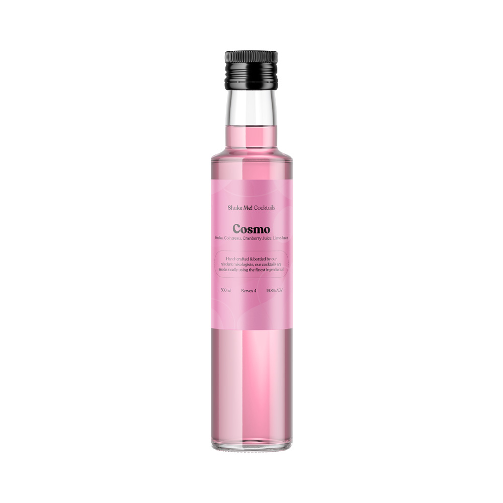 Shake Me! Cocktails Cosmo 500ml