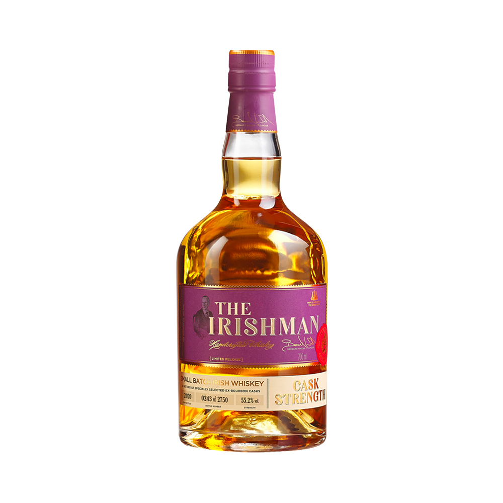 The Irishman Cask Strength 2019 700ml