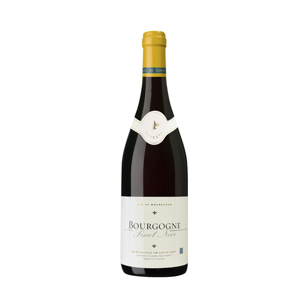Cave De Lugny Bourgogne Pinot Noir